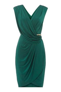 Gorgeous green bridesmaid dresses Green bridesmaid dresses for your girls Untold at House of Fraser Elegant Dresses, Sexy Dresses, Beautiful Dresses, Evening Dresses, Short Dresses, Fashion Dresses, Wrap Dresses, Dress Me Up, Dress For You