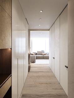 MECHNIKOVA on Behance Adobe Photoshop, Washbasin Design, Design Digital, Wardrobe Furniture, Autodesk 3ds Max, Apartment Plans, Ceiling Design, Interiores Design, Modern Design
