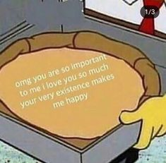 Yes, I am posting more of these passive aggressive love memes Infp, Spongebob, Dankest Memes, Funny Memes, Cartoon Memes, Cute Love Memes, My Sun And Stars, Wholesome Memes, My Mood