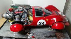 """""""Hover Ferrari"""" by Stefano Marchetti"""