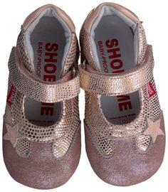 Roze Shoesme Babyschoenen BP5S006