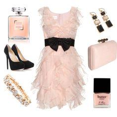 Pink Champagne Elegance
