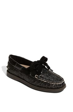 "Glitter boat shoes from Sperry Top-Sider!<---they can call me ""Cappy"" when I'm on the boat."