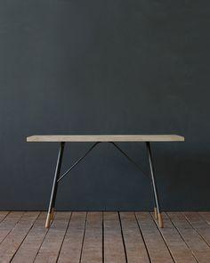Brandywine Desk - Whitewash | Lostine