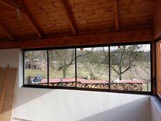 Zasklený zahradní domek – Karásek.cz Pergola, Windows, Outdoor Pergola, Ramen, Window