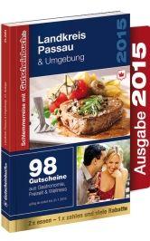 Gutscheinbuch Passau, Landkreis & Umgebung