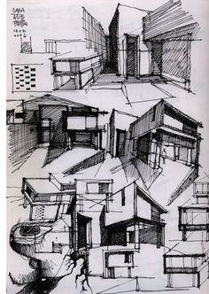[ Arte+ ]: Sketch`s - Arquitectura