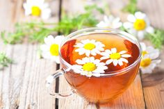Herbata, Kwiatki, Filiżanka