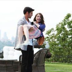 #KirazMevsimi Eğlenceli Ve Romantik Bölüm Sizleri Bekliyor!