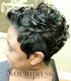 sassy short hair styles fro texture on relaxed hair using nouritress vitawrap 8255 | b13324771412415f3b1ef8255f796f77 fayetteville ga cuttings