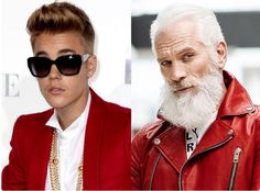 Fashion Santa, viral sensation on the internet has already made the international headlines by his selfie game. The role portrayed by the model Paul Mason has gained global attention within few days for his contemporary spin on Father Christmas. The white-bearded, sexy Santa lovingly called as the silver fox at the Yorkdale shopping center in … Continue reading Justin Bieber's Smiling Selfie with Fashion Santa →