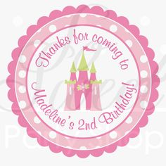 Hey, I found this really awesome Etsy listing at http://www.etsy.com/listing/97824184/24-princess-birthday-sticker-labels