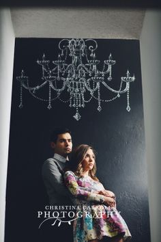 Engagement Portrait Session in Austin Texas  I  www.christinacarrollphotography.com