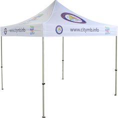 City Custom Tent