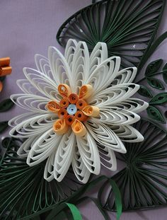 Floral composition by Prachi Malandkar Phondba, via Behance