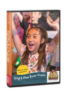 Sing & Play Music DVD - Roar VBS by Group