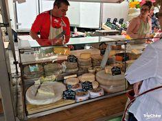 Wednesday morning market, Saint Rémy