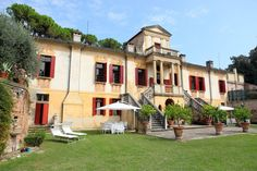 Bijzonder vakantiehuis in een typerende Venetiaanse villa uit de zestiende eeuw