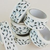 Fox scotch tape!  Accessories Maison Kitsuné Shop