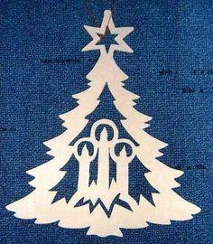 Christmas tree & candles