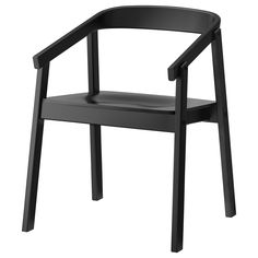 ESBJÖRN Chair - IKEA - saw 2 of these with a table, and 4 similar brown ones - very comfy