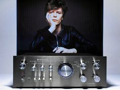Kenwood KA 7150 Stereo Amplifier   Thanks to David Bowie for…   Flickr