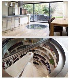 Refrigerador subterrâneo