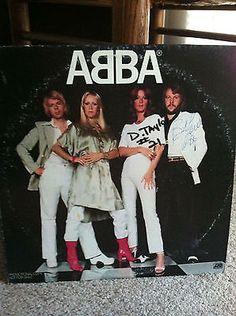 Abba Atlantic 9 Cut PROMO Hits PR 300