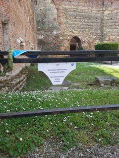 Le mutande del Castel Vecchio di Verona.