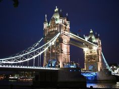 The famous Tower Bridge in London, England. Photo sent to us by Cheng Wei from Singapore.