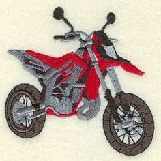 Motorcycle 1 - 4x4   Transportation-other   Machine Embroidery Designs   SWAKembroidery.com Starbird Stock Designs