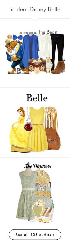 """""""modern Disney Belle"""" by nolun ❤ liked on Polyvore featuring disney, belle, BeautyandtheBeast, dresses, bodycon cocktail dresses, bodycon maxi dresses, mini cocktail dresses, yellow maxi dress, midi cocktail dress and rosegal"""