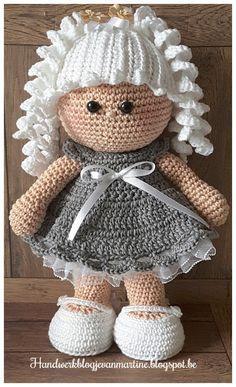 Mesmerizing Crochet an Amigurumi Rabbit Ideas. Lovely Crochet an Amigurumi Rabbit Ideas. Doll Amigurumi Free Pattern, Crochet Amigurumi Free Patterns, Crochet Doll Pattern, Amigurumi Doll, Knitting Patterns, Sewing Patterns, Knitting Ideas, Afghan Patterns, Crochet Crafts