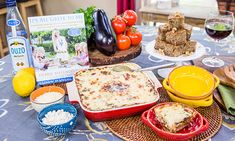 "Home & Family - Recipes - Debbie Matenopoulos' ""It's All Greek to Me"" Recipes 