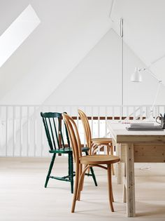 Una vivienda sueca de grandes ventanales