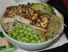 Healthy, low fat meals