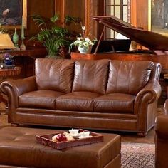 Beau 2250 Leather Queen Sofa Sleeper By USA Premium Leather   Spears Furniture    Sofa Sleeper West