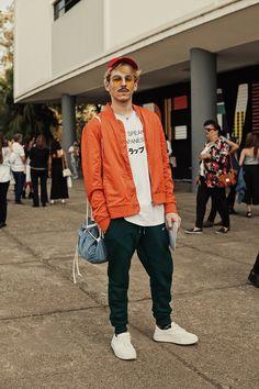 São Paulo Fashion Week. Macho Moda - Blog de Moda Masculina: Os Looks Masculinos do SÃO PAULO FASHION WEEK #SPFWn44, Moda Masculina, Moda para Homens, Roupa de Homem.