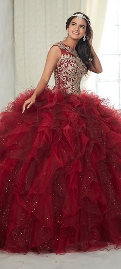 9622061de48 29 Awesome Quinceanera - Wine Burgundy Colors images