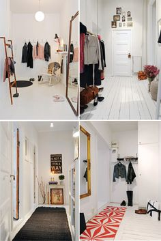 like to have the clothes-rack in my bedroom, along with the huge mirror!
