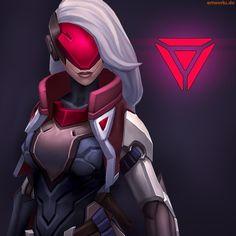 PROJECT Katarina cosplay