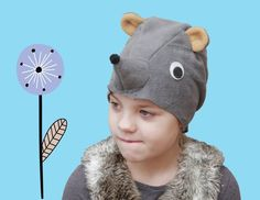 Rat Halloween costume hat for kids, girl and boy, toddler and child, mouse mask for carnival, rat he Rat Costume, Halloween Costume Hats, Bird Costume, Adult Halloween, Halloween Masks, Mouse Mask, Character Dress Up, Kids Dress Up, Christmas Shows