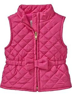 Frost Free Vests for Baby