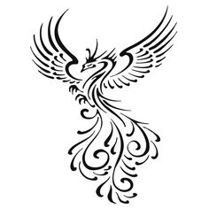 Wall decals are one of the great decorative innovations of recent years and are an easy and inexpensive way to decorate your space. You can bring more style to your home or business with this Tribal Peacock Bird vinyl wall sticker.