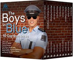 The Boys In Blue: 10 Cop Romances #buchtipp #buch #book #lesetipp #lesen #liebesroman #romantik #romance #cop #police #polizei