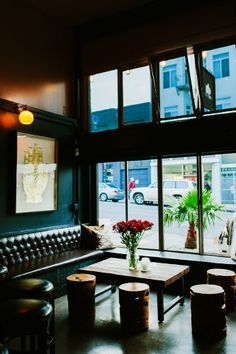 The Most Romantic Bars In S.F. — Part Deux! #refinery29  http://www.refinery29.com/san-francisco-bars#slide-1  Robberbaron  Looking for a new spot to check out with your S.O? Robberbaron, a tucked-away gem in the heart of Nob Hill, is a sleek, boozy hideaway that still remains hush, hush to most San Franciscans. You and your honey can kick back in the cozy and intimate atmosphere (dim lights, minimal decor), while sipping some top-notch selections of beer and wine sans the crowd. Two h...