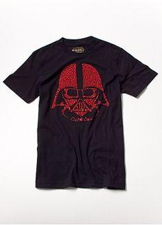 Marc Ecko Enterprises - Collabos: Star Wars: T-Shirts: Star Wars Vader T-Shirt By Marc Ecko