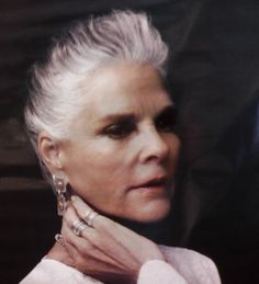 Ali MacGraw... some people will always look fabulous