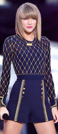 Taylor Swift In Sass & Bide – Good Morning America