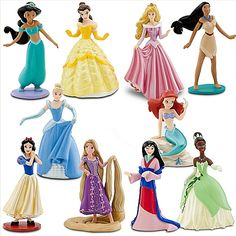 get this from Disney store to use in each of the centerpieces
